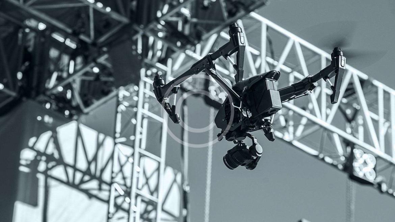 Drone Pilot Event Coverage